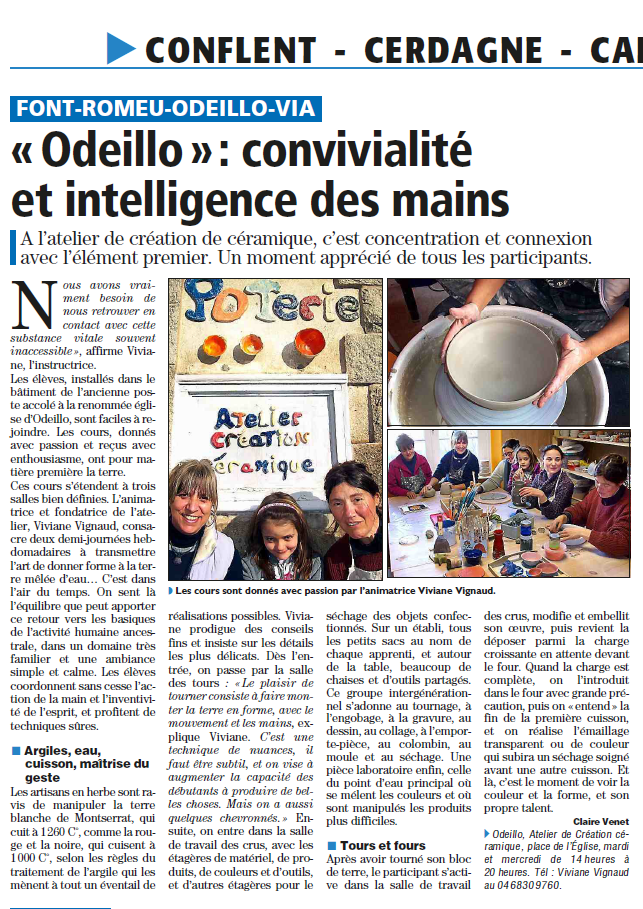 Article independant avril 2016